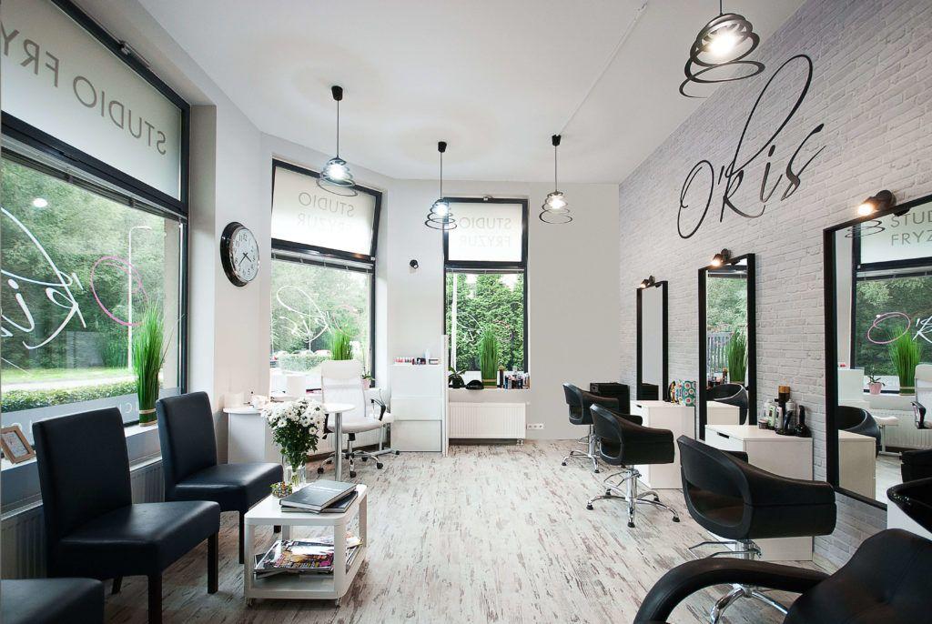 Salon fryzjerski O'kis po metamorfozie