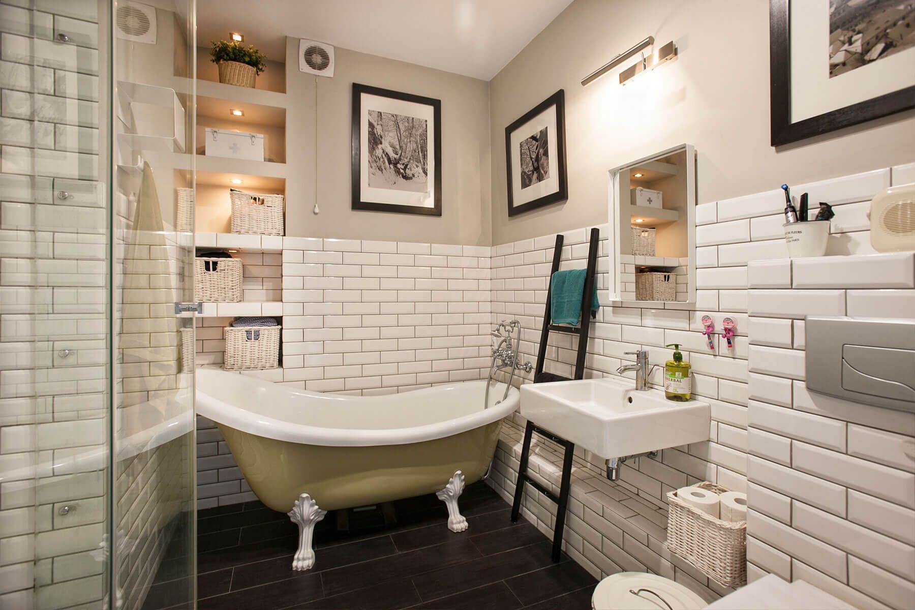 Planowanie przestrzeni i metamorfoza łazienki