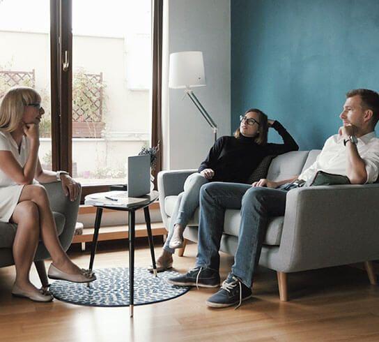 Weryfikacja pomysłów wnętrza nieruchomości zaproponowanych przez klienta